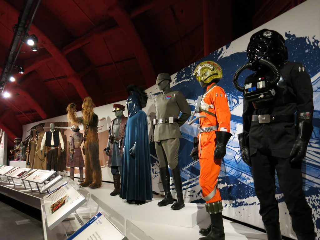 Power of the Force Exhibition