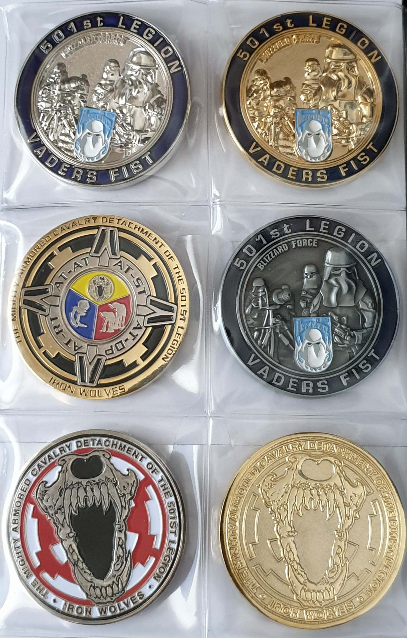 501st coin database